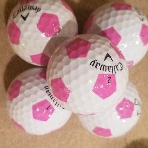 Womens Golfballs